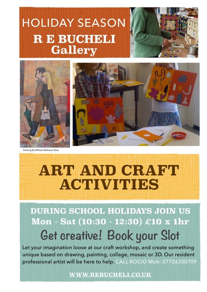 Art & Crafts Activities